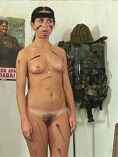 For women military training can be very hard and degrading