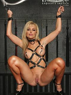submission bdsm leder harness