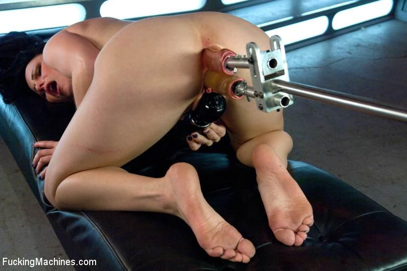 Секс экстрим с машинами