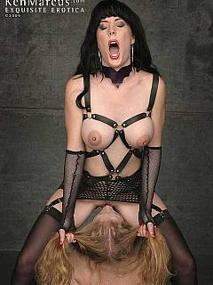Join. was heather gates in bondage