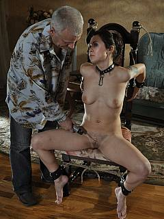 slave Bdsm girl gallery russian