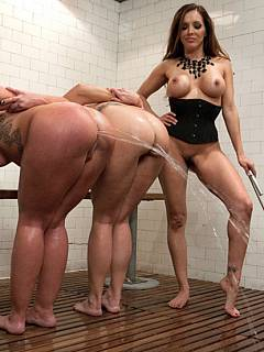 words... cream pie gangbang as a punishment are mistaken. Let's