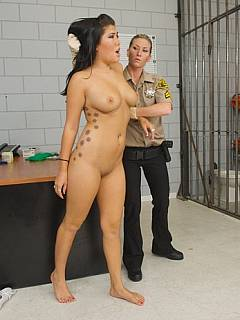 Cherlize theron naked