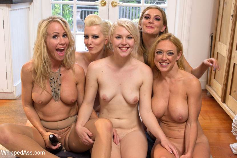 Orgy sample video