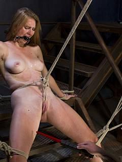 Roxanne hall femdom spanking action 10