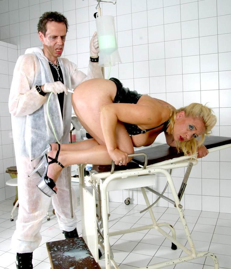 Секс фото процедурный кабинет