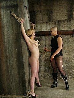 bondage Erika kole
