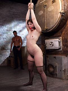 Femdom males tickled