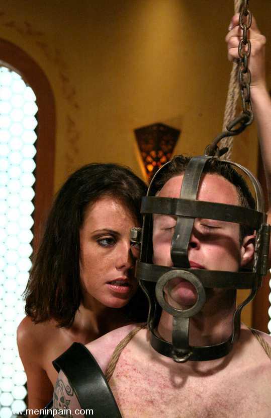 Men in pain femdom movies