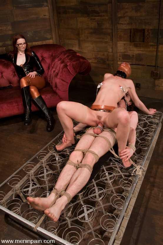 Секс с рабами мужиками