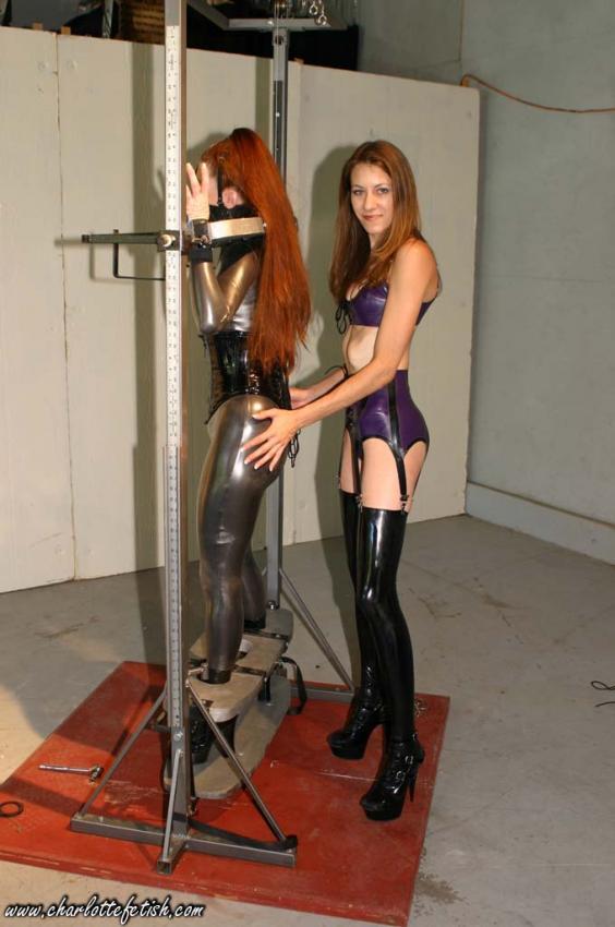 Lydia mclane in bondage videos