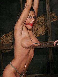 bondage Mya nichole