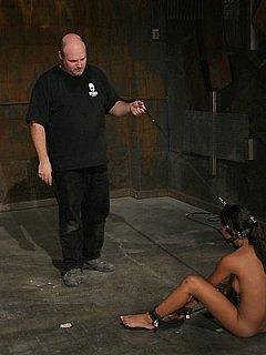 Kina kai bondage and strict restraint