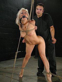 Jasmine Jolie Bondage