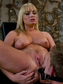 Join flower tucci anal machine you tell