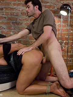 Milf bondage submission and sex have