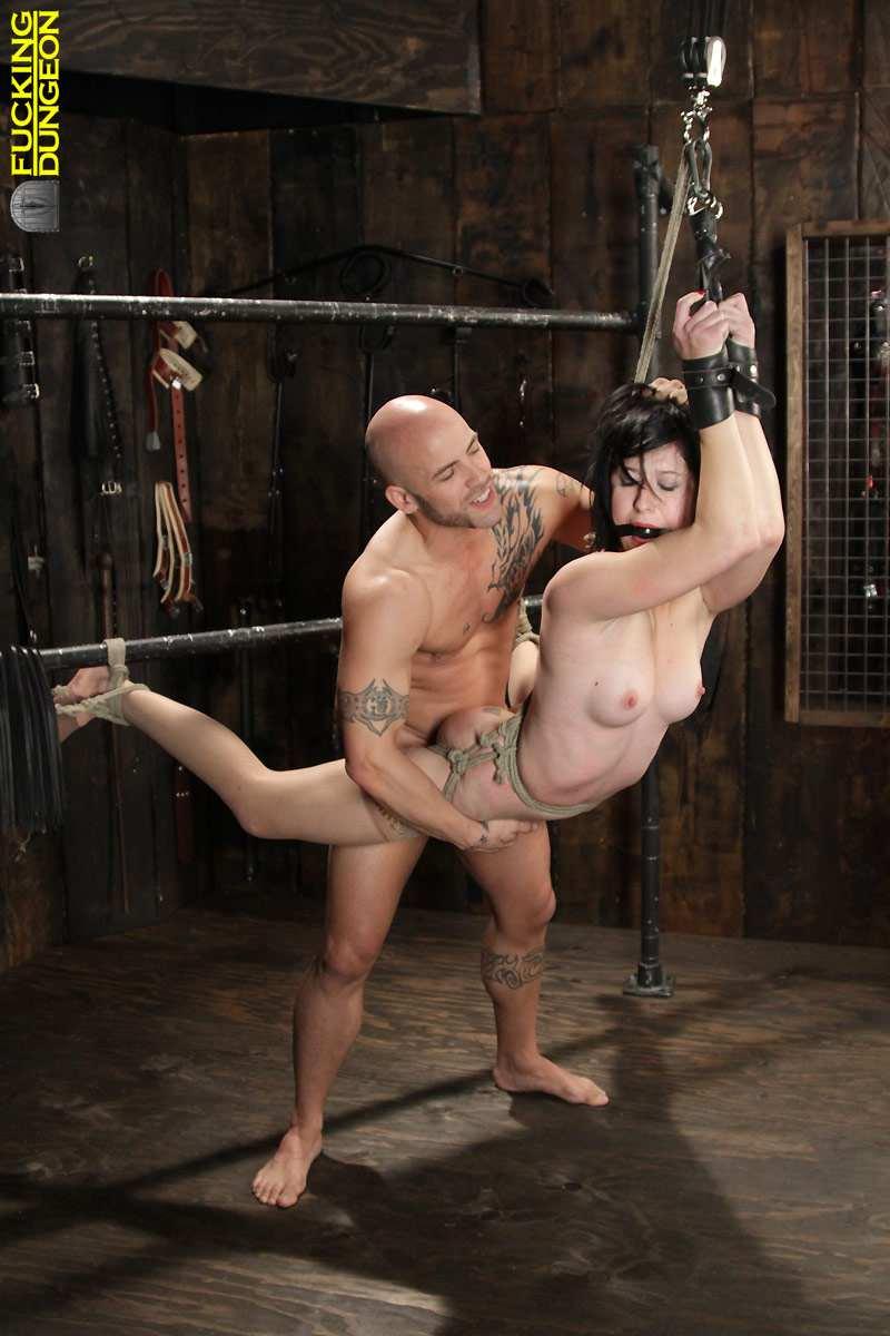 Секс связывание бондаж 13 фотография