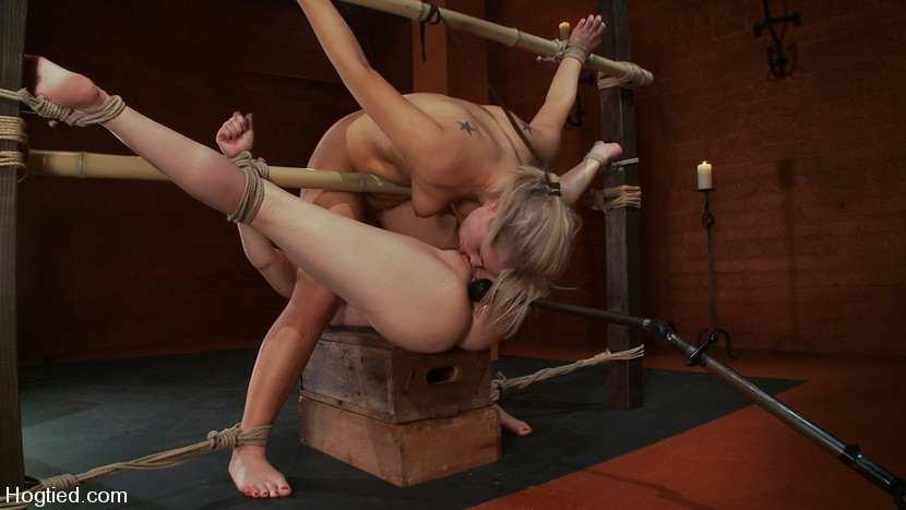 Член перетянутый веревкой порно фото #8