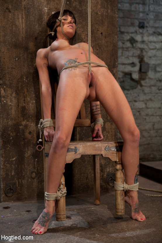 Really. was bdsm crotch rope torture from