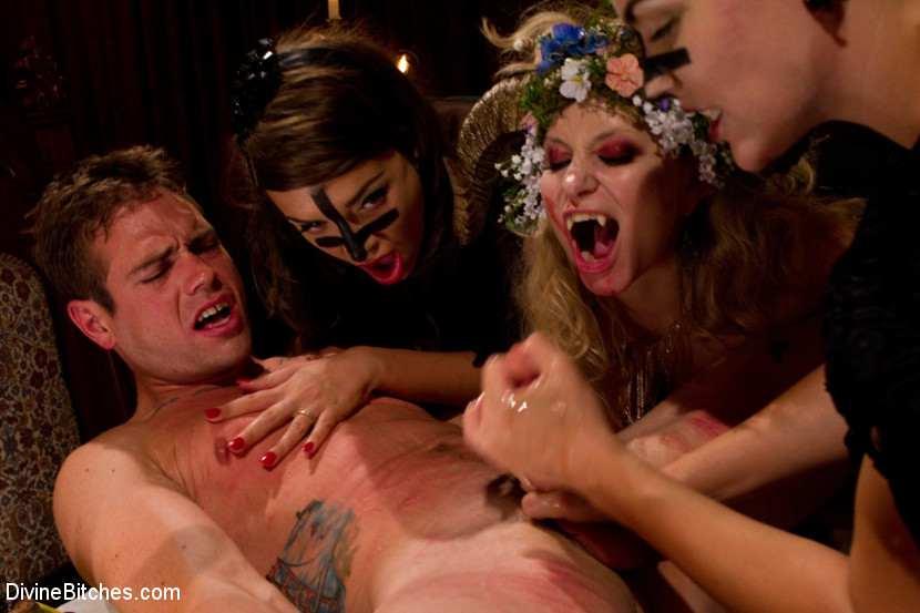 девушки вампиры порно фото