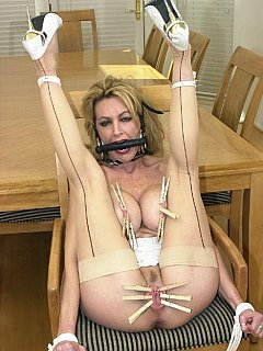 Mistress bdsm strap on