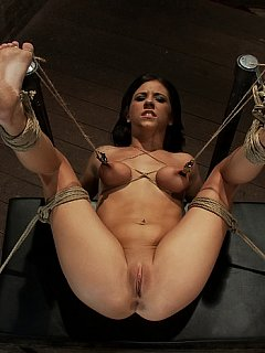 Tessa taylor bondage