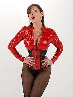 Christina carter latex