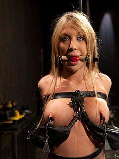 Amy brooke bondage